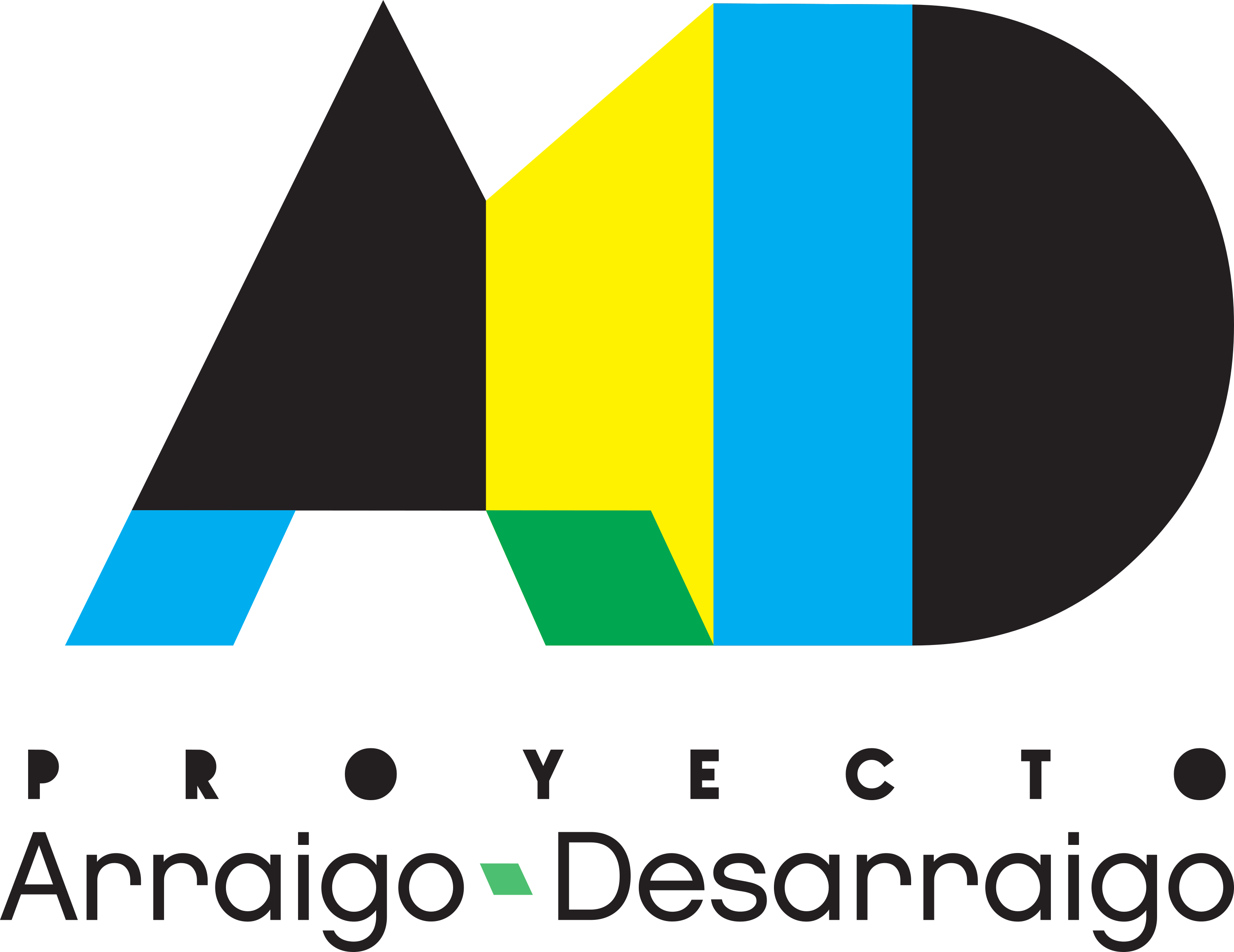 Proyecto Arraigo / Desarraigo